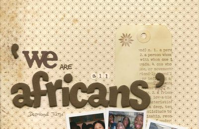 We are all africans