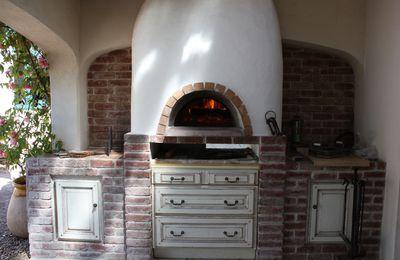 Succulentes, les pizzas au feu de bois !