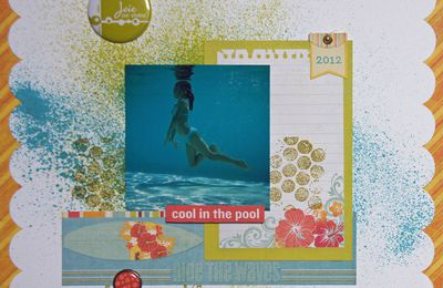 *** Cool in the Pool ***