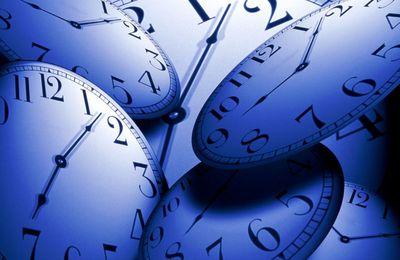 Les blues de la gestion du temps