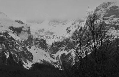 Peyrenère l'hiver: Aspe
