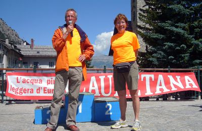 MARATHON CHABERTON/K22 2010 : TRAILS D'EFFORTS !