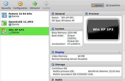 Soyez les premiers à tester VirtualBox 4.0 !
