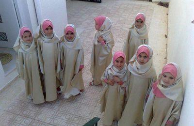 حجاب التربية أم تربية الحجاب
