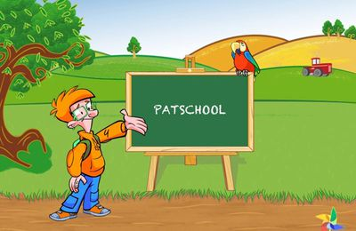 PATSCHOOL arrive...
