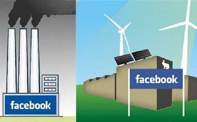 Facebook VS Greenpeace (la vidéo)