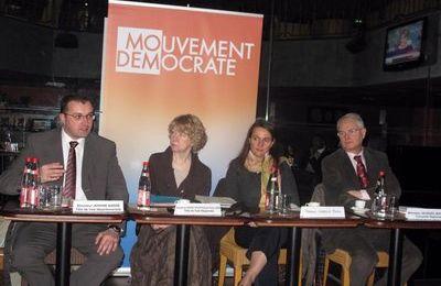 Elections régionales 2010 - article de l'Union du 22 février