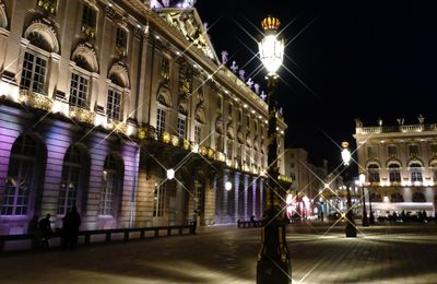 Nancy : la place stanislas
