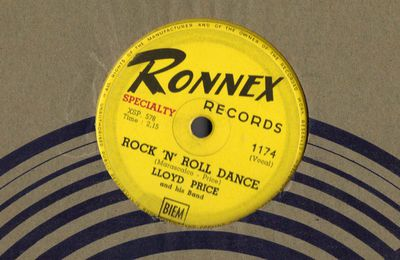 Lloyd Price - Rock n'roll dance