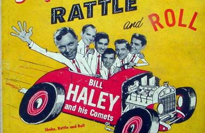 Bill Haley and his Comets - Shake rattle and Roll