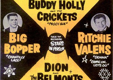 The Day the Music Died - Mort de Buddy Holly, Ritchie Valens et Big Bopper