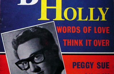 Buddy Holly - Peggy Sue, Oh boy