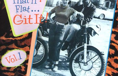 That 'll git it - Bear family - Rockabilly from the vault of - Vol1 to 5