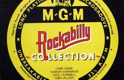 M G M Rockabilly Collection - A. Starr, M. Rainwatter, B. Griffin...