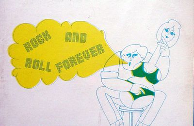 Rock and Roll Forever - E. Quinteros, Thrashers, C. Wiley...