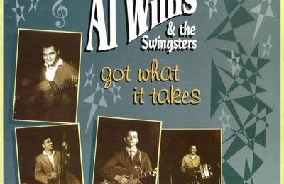 Al Willis & The Swingsters - The Price I Pay
