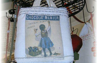 livraison de sacs à goûter chez Célestine
