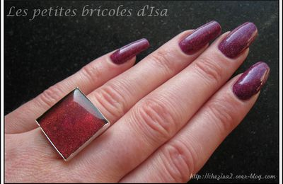 Bague OPI DS Extravagance