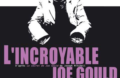 """""""L'incroyable Joe Gould"""" par La Compagnie Ordinaire à Chartres (28) !"""