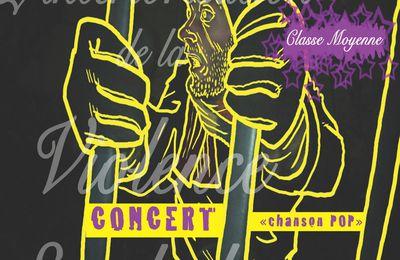 Classe Moyenne en concert à Chartres (28)