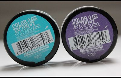Les Color Tatoo 24 hrs Maybelline