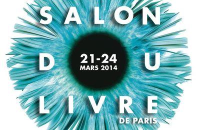 Salon du Livre 2014 - Porte de Versailles