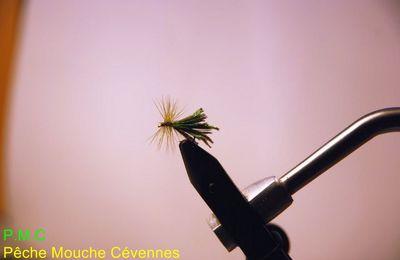La mouche verte ( ou mouche génépi)