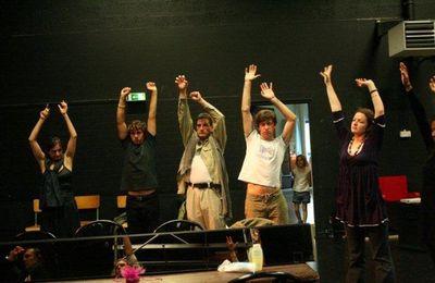 en stage: HAMLET de Shakespeare