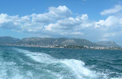Toulon, entre mer et montagnes