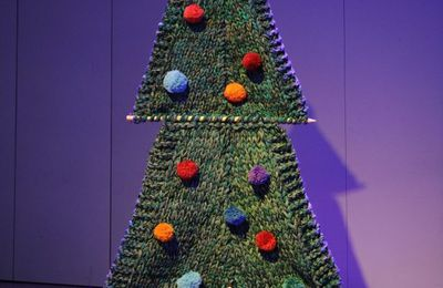 Le sapin de Stella McCartney