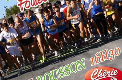 COURSE DE ROUSSON