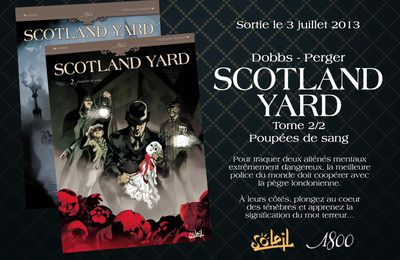 Scotland Yard tome 2