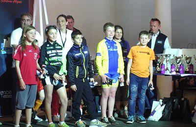 Triathlon de Valence: Rémy 3è