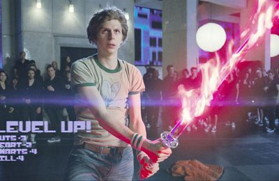 Scott Pilgrim (vs. the world), de Edgar Wright (USA, 2010)