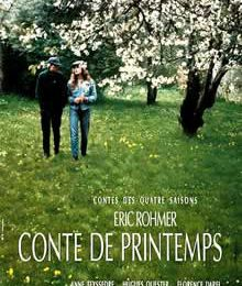 Conte de printemps, de Eric Rohmer (France, 1990)