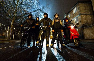 Attack the block, de Joe Cornish (Angleterre, 2011)