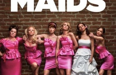 Bridesmaids (Mes meilleures amies), de Paul Feig (USA, 2011)