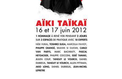 Retour sur l'Aïki Taïkaï 2012