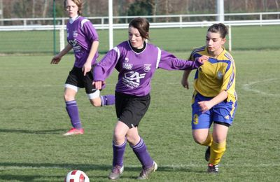 Féminines : Retour sur l'Inter-District U.15 F. (LAF du 25/01/11)