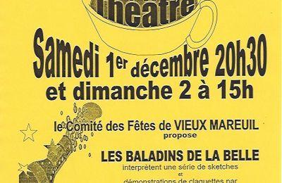 Chic, on va enfin rigoler au Vieux-Mareuil !