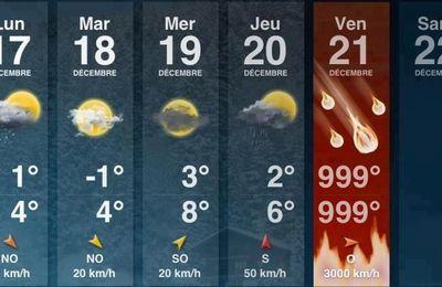 Météo: ça se réchauffe cette semaine