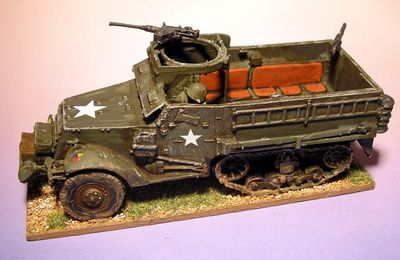 Halftrack 28mm...