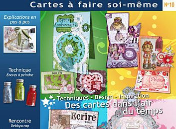 Blog candy... passion cartes créatives