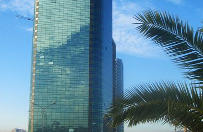 Bahia center towers Oran Algérie