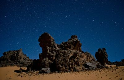 Hoggar by Night Algeria