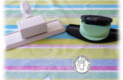 Perforatrices de bordures - Mai 2011
