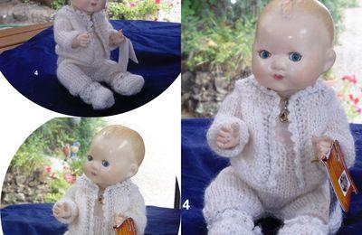 Bambino Petit Frère de Bleuette vendu