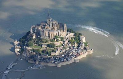 Le Mont Saint-Michel est redevenu une île après 10 ans de travaux