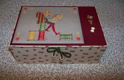 Boîte à couture - Carto