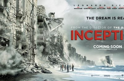 Inception : DiCaprio chez Nolan , spots TV
